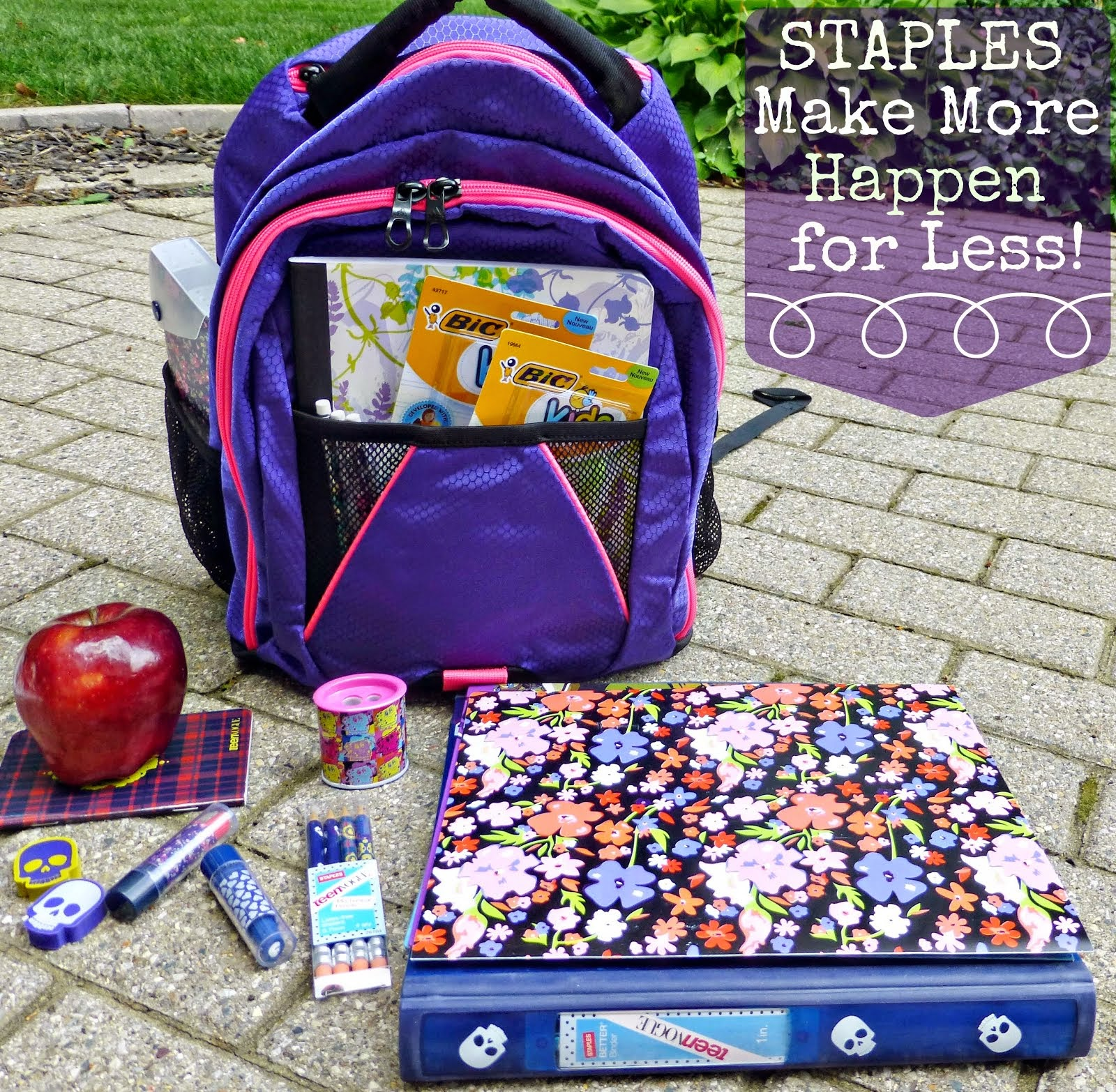 Enter to win $25 Staples GC