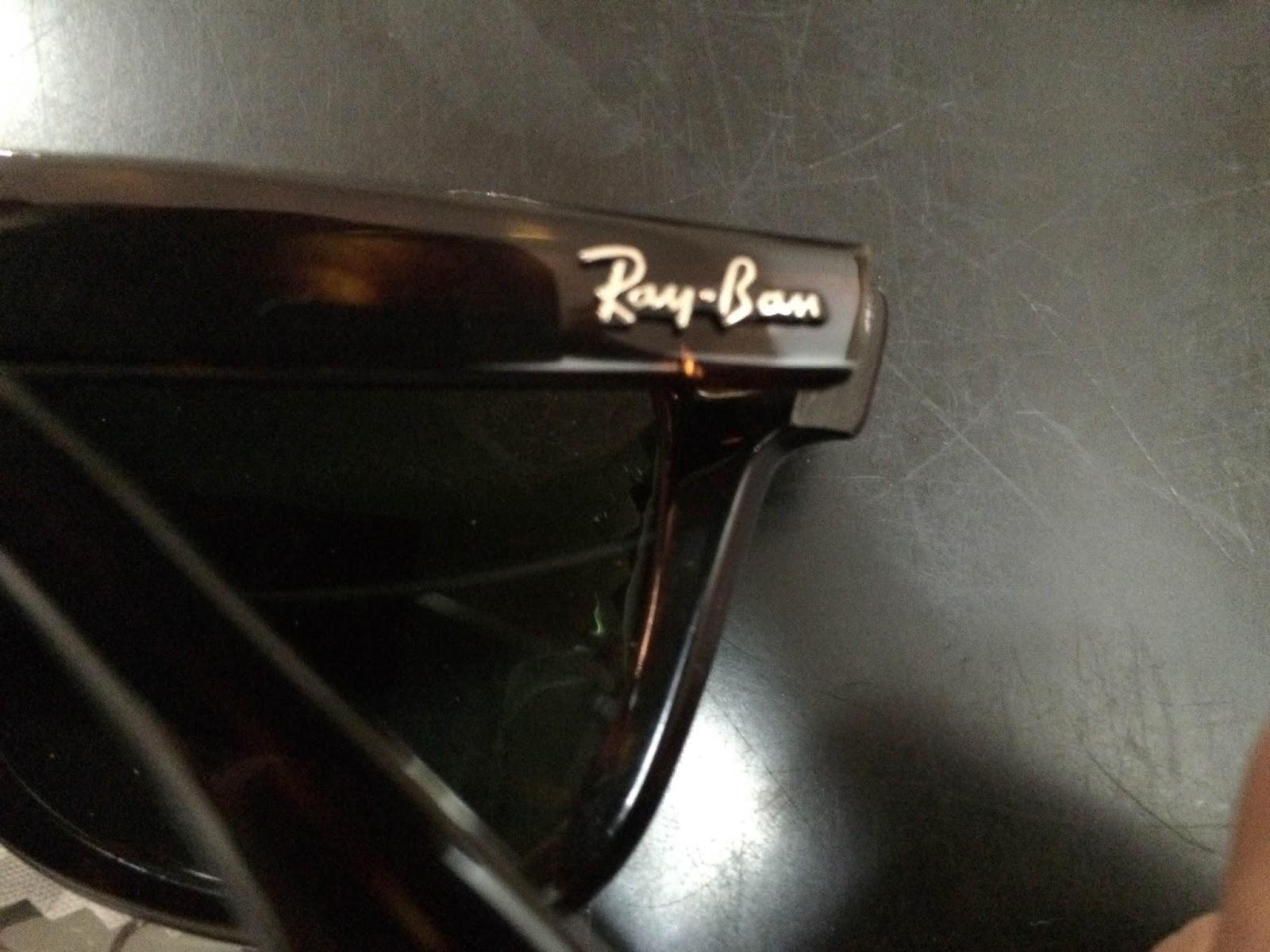 lentes ray ban wayfarer falsos