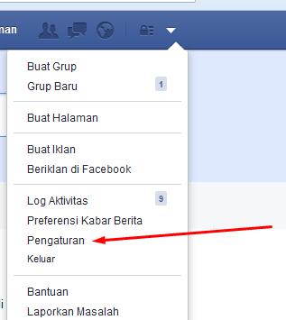 Cara Menonaktifkan FB Sementara