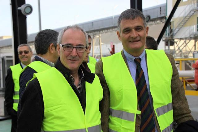 CLH inaugura una nueva instalación de almacenamiento en el Puerto de Bilbao