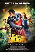 Capitan Trueno y el Santo Grial (2011) online y gratis