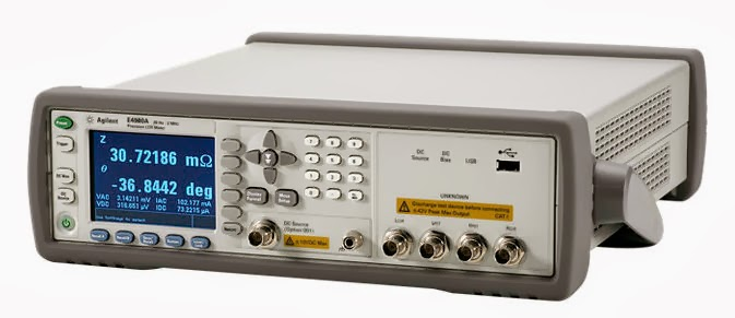 LCR Analyzer E4980A