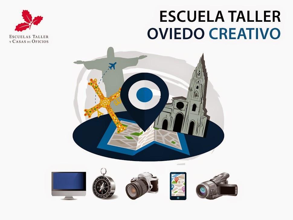 """Escuela Taller """"Oviedo Creativo"""" - Ayuntamiento de Oviedo"""