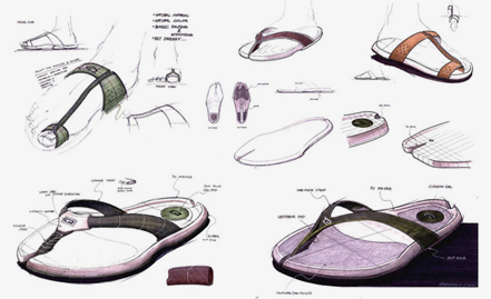 Industrial Design Sketches Shoes For Industrial Design In Victoria Australia Nike Designer Hodong Sung