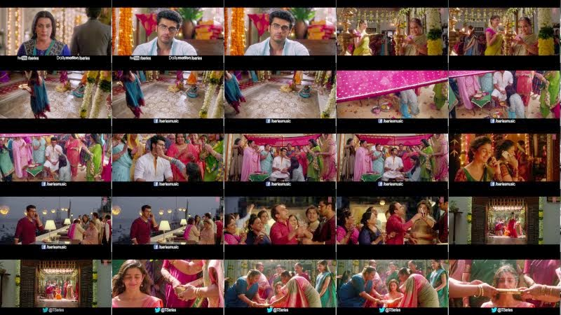 2 States: Hullaare Video song