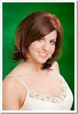 Model Gaya Rambut Wanita Gemuk Terbaru
