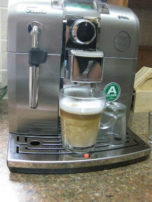the best coffee machine we've had so far