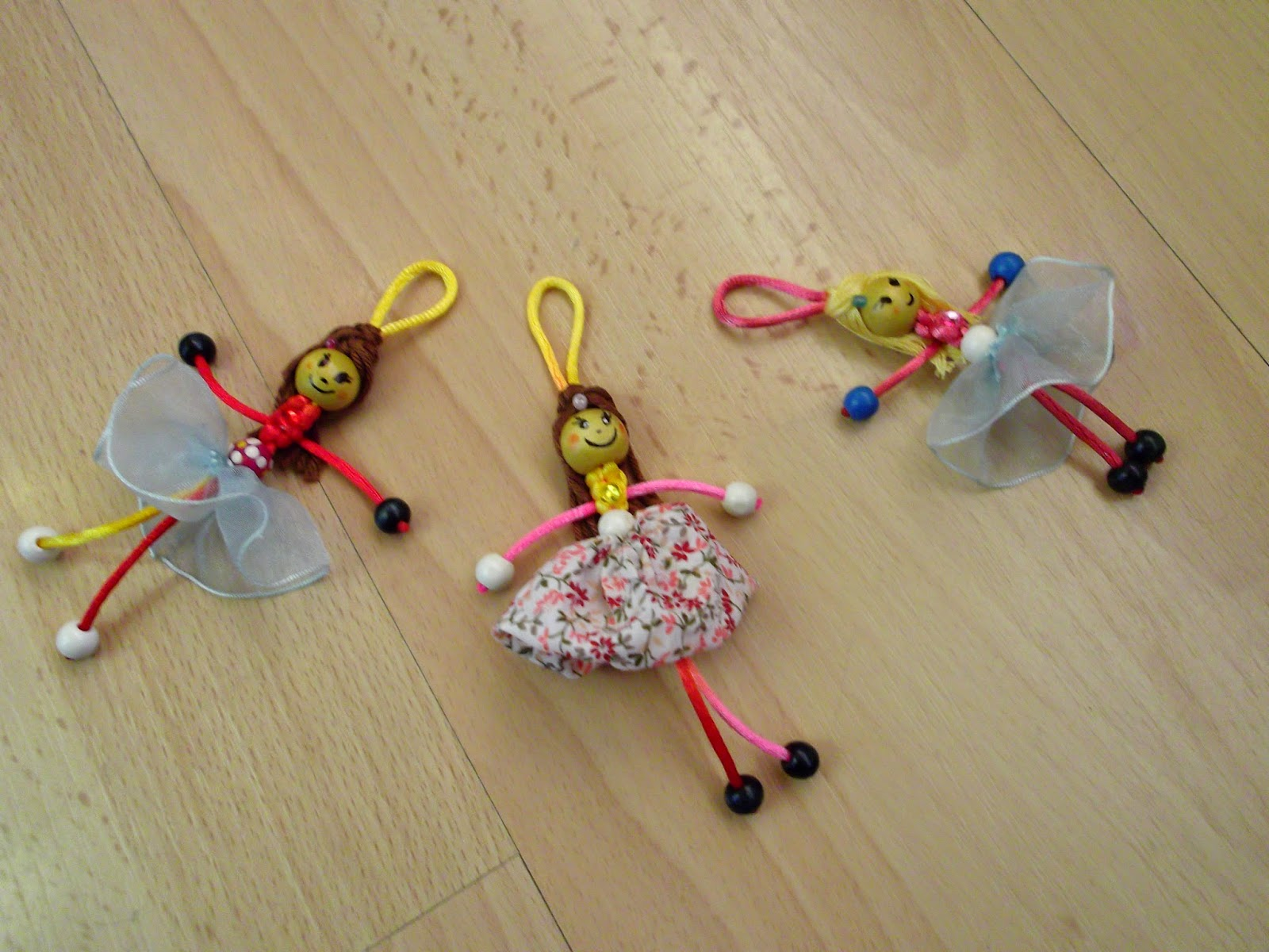 Manualidades yolohago bailarinas - Manualidades de decoracion ...