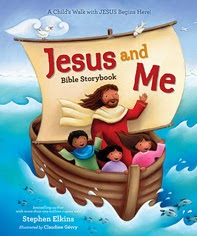 Jesus and Me Bible Storybook cover' imageanchor=