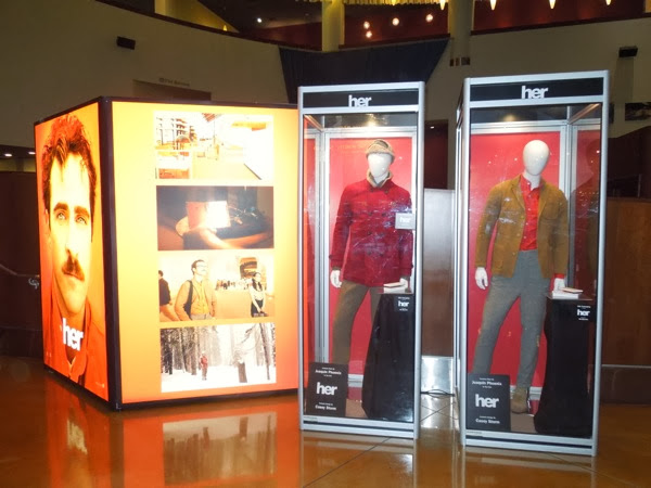 Her movie costume exhibit ArcLight Hollywood