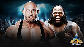 Dos grandes super estrellas de la WWE se enfrentan en la vitrina de las leyendas Wrestlemania onlie y en completo español