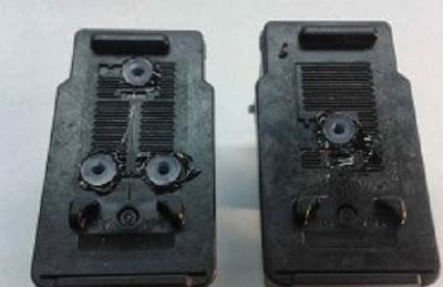 cartuchos canon pg-140 y cl-141 para instalación de sistema de tinta
