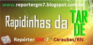 NOTICIAGM-7 EM PRIMEIRA MÃO