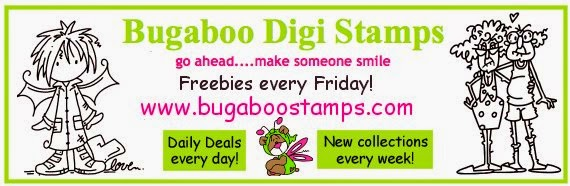 Bugaboo Digi Stamps
