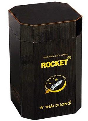 Sử dụng thuốc Rocket 1h có tác dụng phụ gì không