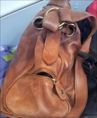 funny handbag