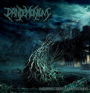 Pandemonium Band Brutal Death Metal Soreang Bandung Foto Logo Artwork Wallpaper