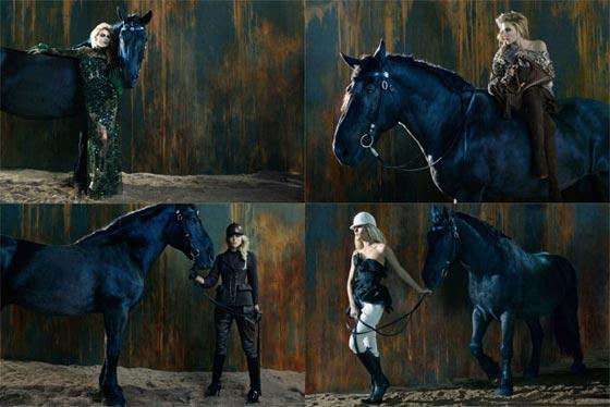 Ermanno Sceverino fall 2012 ad campaign