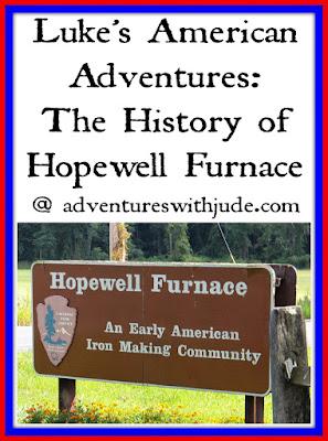 history hopewell furnace PA