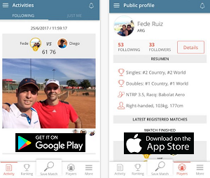 Sport App of the Week - Central Court Tennis App: Social & Partner Finder