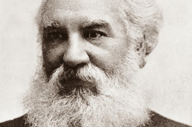 Supported By Alexander Graham Bell And The Rockefellers