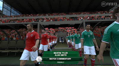 FIFA 13 Career Mode - Internationals