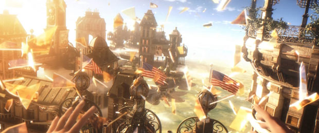 BioShock Infinite: Clash In The Clouds DLC Quick Look