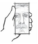 Teknik drawing atau gambar tangan