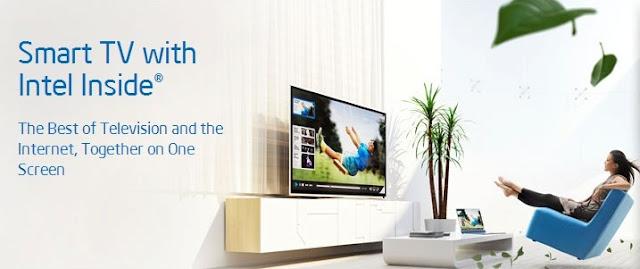 Intel Gaet Beberapa Vendor Besut Tv Cerdas