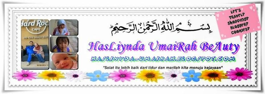 Hasliynda-Umairah Beauty