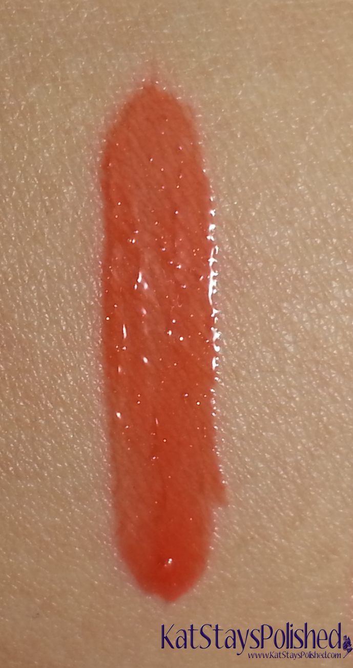 Influenster Mary Kay VoxBox - Nourishing Plus Lip Gloss | Kat Stays Polished