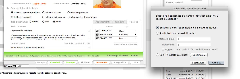 aggiornare la data di invio di un appuntamento | ravisdikann.gq