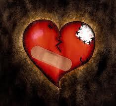 الجرح هو من ضروريات العشق