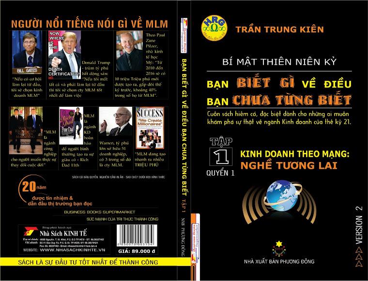 Sách mới phát hành về Kinh doanh theo mạng: