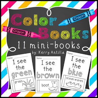 https://www.teacherspayteachers.com/Product/Color-Books-11-mini-books-for-learning-colors-1927688