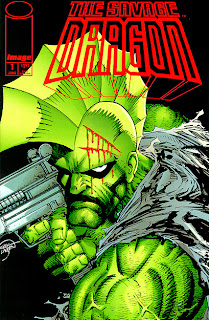 The Savage Dragon Issue 1