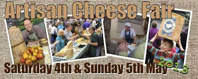 Melton Mowbray Artisan Cheese Fair 2013