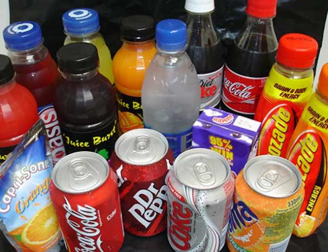 słodzone napoje otyłość