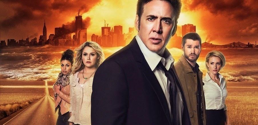 Nicolas Cage presencia o apocalipse no trailer do remake Deixados para Trás