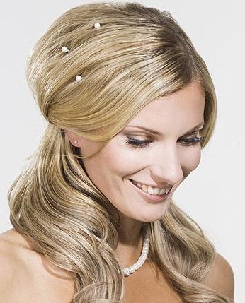 Peinados Romanticos Novia - Los 10 peinados de novia más románticos para 2016