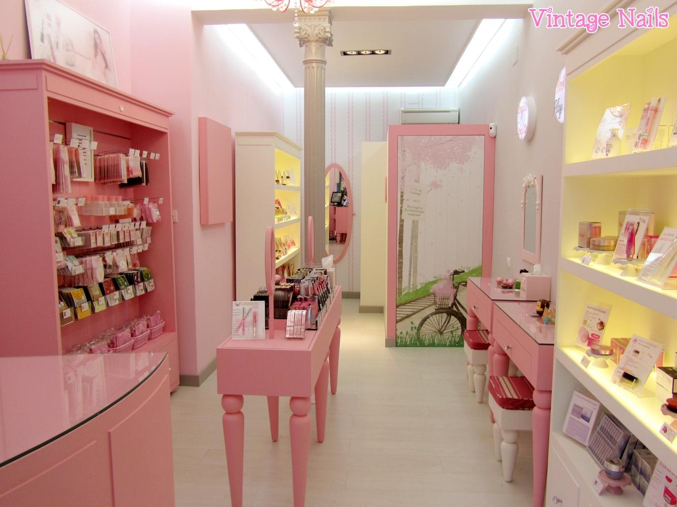 Wangbii: tienda de cosmética coreana en Madrid - Vintage Nails