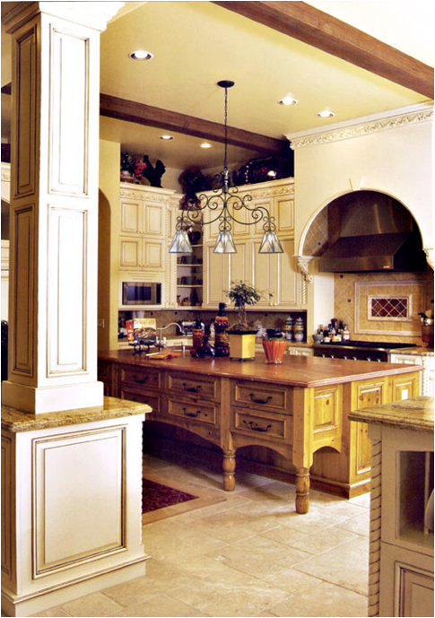 Old World Kitchens : Old World Kitchen besides Old World Kitchen Ideas together with Tuscan ...