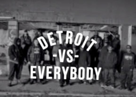 Detroit Vx. Everybody - Eminem, Royce d 5'9, Big Sean, Danny Brown, Dej Loaf, Trick Trick - Music Video