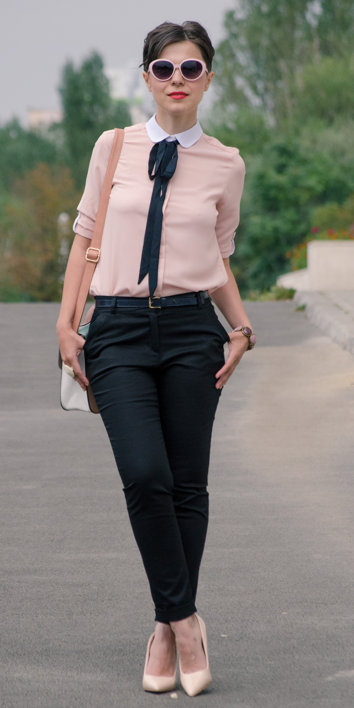 Pink Shirt Outfit | Is Shirt