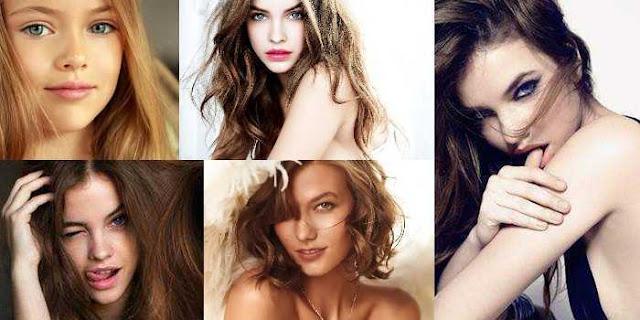 5 Model Seksi Masih Berusia Muda Paling Populer di Dunia 2015
