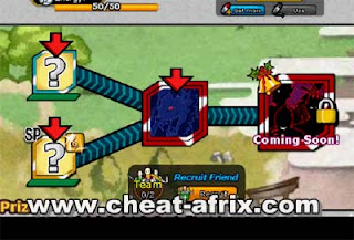Cheat Christmas 2012 Chapter 2 Ninja Saga