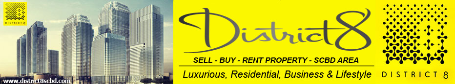 Jual Apartemen District 8 SCBD - HERDY LIU - 0856.9090.996 - PROPERTY AGENT - HPI SENOPATI