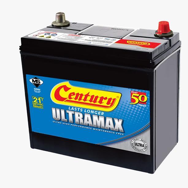 Century Ultramax