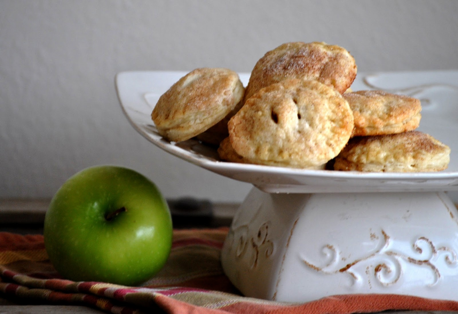 The Farm Girl Recipes: Apple Pie Cookies