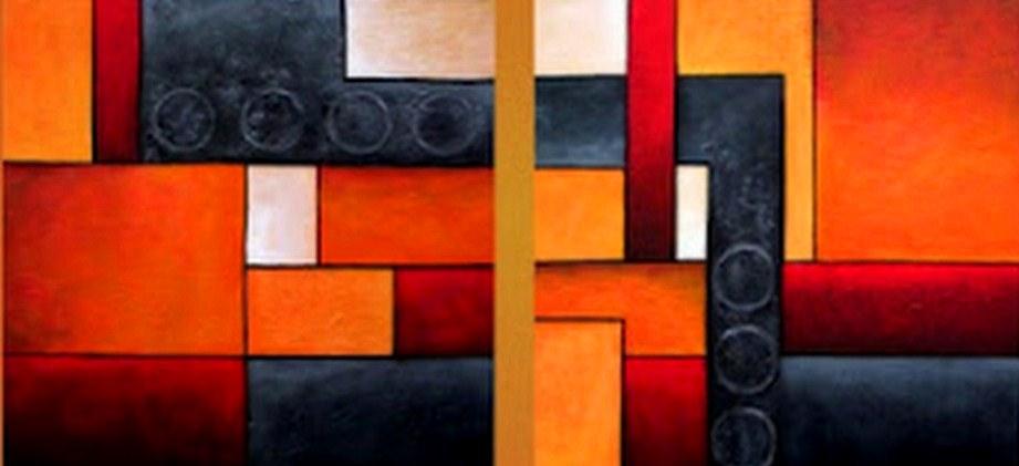 Pinturas cuadros lienzos cuadros en lienzo for Cuadros decorativos abstractos